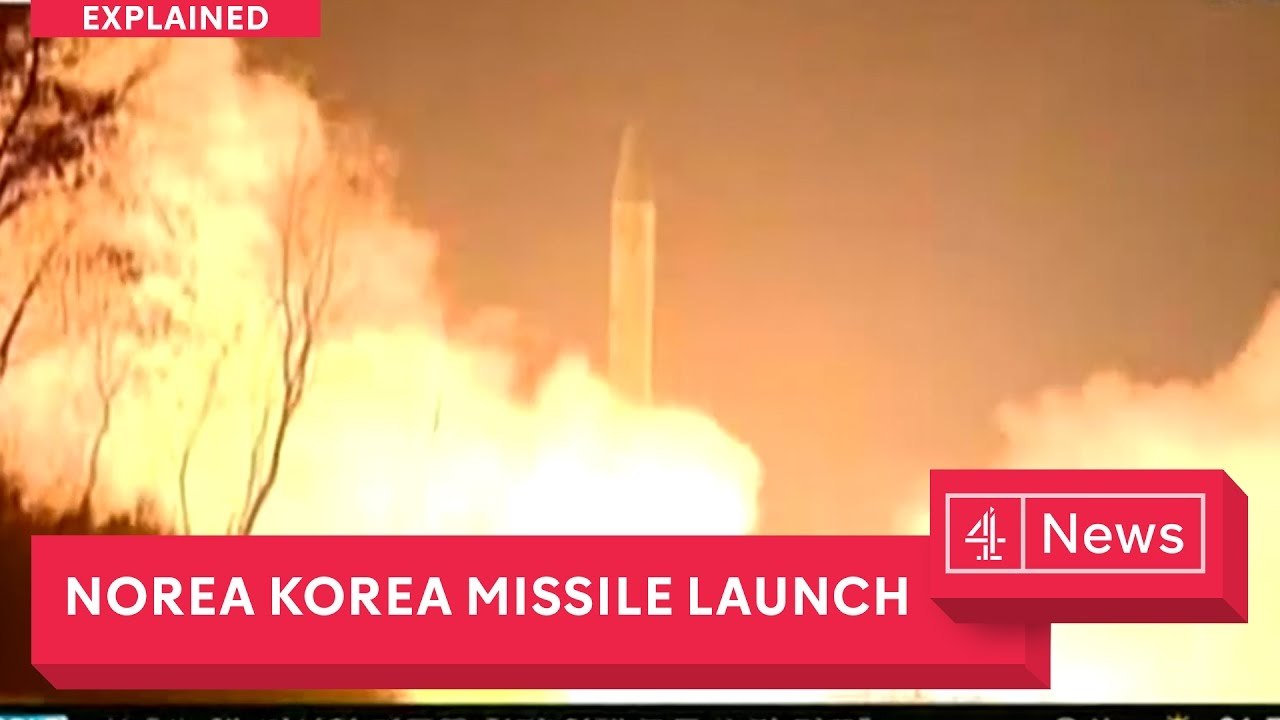 North Korea's new missile launch – as South gets new leader