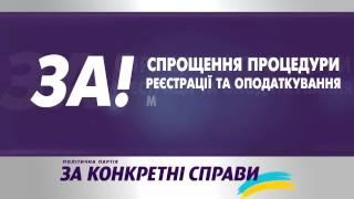 Промо ролик політичної партії