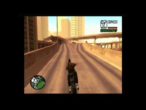 preview-Let\'s Play Grand Theft Auto: San Andreas! - 005 (ctye85)