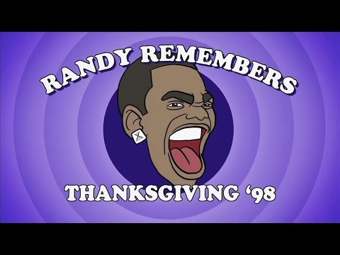 Video: Randy Moss Remembers: Thanksgiving '98