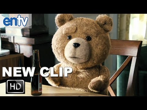 """Ted """"Get Me A Beer"""" Clip [HD]: Funny Beer Name Contest With Ted & Mark Wahlberg"""