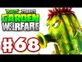Plants vs. Zombies: Garden Warfare - Gameplay Walkthrough Part 68 - Ice Cactus (Xbox One)