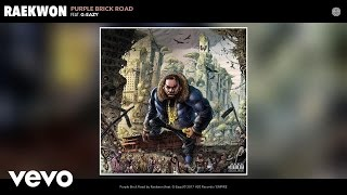 Raekwon - Purple Brick Road (Audio) ft. G-Eazy
