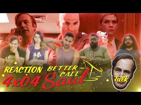 Better Call Saul - 4x4 Talk - Group Reaction