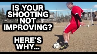 "How to shoot a soccer ball with power & accuracy  How to kick a football like a pro  5 shooting tips to help you improve your soccer shooting skills. In this video you will learn how to kick a soccer ball with power and accuracy. But learning how to kick a football with power and accuracy doesn't come from watching a video....It comes from lots of practice. Videos like these can obviously help you learn how to shoot a soccer ball like a pro (and I have lots of shooting tutorials to help you get started):How to shoot a soccer ball with power - how to kick a soccer ball WITH POWER ► how to shoot a football with power -= https://www.youtube.com/watch?v=FjOqrdarvsY&t=361sHow to shoot a soccer ball with accuracy - https://www.youtube.com/watch?v=Ze8COMT0Qzk - How To Kick A Soccer Ball ► How To Kick A Football ► How To Shoot a Soccer Ball or FootballHow to kick a soccer ball with power - How To Shoot A Soccer Ball - 6 Crucial Soccer Shooting Skills Every Player Needs To Master - https://www.youtube.com/watch?v=D03dunDMK-gHow to kick a soccer ball with accuracy - https://www.youtube.com/watch?v=9t5I1MR0Vas&t=10s - How to shoot a football with power and accuracy  How to shoot a soccer ball perfectly for beginnersHow to strike a soccer ball like a pro - https://www.youtube.com/watch?v=Y6O5PbwWkkA - Practicing how to shoot a soccer ball ► Improve soccer shots and soccer shooting techniqueHow to strike a football like a pro - https://www.youtube.com/watch?v=UWaN0E7IUE4 - How to kick a soccer ball with power and accuracy ► how to shoot a football ► soccer shots tutorialBUT.... at the end of the day... what is most important is how much practice you put into your shooting.Do you want to get all the latest updates and behind the scenes footage? Stay connected on social media!I release tons of content that you won't find on YouTube.First and most importantly...SUBSCRIBE to Progressive Soccer on YouTube: ► http://www.youtube.com/subscription_center?add_user=ProgressiveSoccerNext, hit me up on Facebook:► Join the group: https://www.facebook.com/747642591984051► Like the page: http://www.facebook.com/prosoccertraining► Follow Dylan: http://www.facebook.com/dylantoobyAre you on Instagram? Follow me:► PST: http://www.instagram.com/ProgressiveSoccer► Dylan's Profile: http://www.instagram.com/DylanTooby► @progressivesoccer and @dylantoobyI just started using SnapChat! ADD ME:► My username is: soccertrainingIf you have any questions you'd like to ask me you can:1) Comment on this video2) Send me a message on social media (any of the accounts above)3) Send me an email at info@progressivesoccertraining.com If for some CRAZY reason you still haven't gone to my website…Go to http://www.progressivesoccertraining.com ... and join my email list!I have tons of free training material I want to give you and I send out new emails every week that are guaranteed to make you a better player in a shorter period of time.Get started with this FREE private video titled:► ""10 Advanced Soccer Secrets Your Coach Isn't Showing You""► http://www.progressivesoccertraining.comNow that you know how to shoot a soccer ball with power and accuracy and how to improve your soccer shooting skills it's time to put in the practice.Take everything you've learned about how to kick a football like a pro and put it into your daily training.If you have anymore questions about how to strike a football or how to kick a soccer ball with accuracy please comment below.Are you looking for more soccer training videos?Here are some specific playlists you may find valuable:► Soccer Skills: http://bit.ly/soccer_skills_playlist► Soccer Tricks: http://bit.ly/soccer_tricks_playlist► Soccer Tips: http://bit.ly/soccer_tips_playlist► Soccer Drills: http://bit.ly/soccer_drills_playlist► Soccer Tactics: http://bit.ly/soccer_tactics_playlist ► Soccer Training: http://bit.ly/soccer_training_playlistPlease SHARE this specific video on social media:*You can use all the SHARE icons below this video to do so quickly. Here's the link for this video: How to shoot a soccer ball with power & accuracy  How to kick a football like a pro  5 tips► https://youtu.be/Nbe1aYLEuZoThank you for watching this video about how to shoot a soccer ball with power and accuracy. If you have anymore questions about how to kick a football like a pro please comment below.Please remember to Like, Comment, and Subscribe! Most importantly... Get started with this FREE private video titled:► ""10 Advanced Soccer Secrets Your Coach Isn't Showing You""► http://www.progressivesoccertraining.comThanks for watching this video:How to shoot a soccer ball with power & accuracy  How to kick a football like a pro  5 tips"