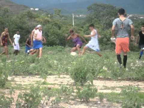Racha das Donzelas em Carauba- Lagoa do Mato