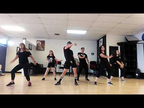 Azukita coreografía, by Jesús Terrazas y Dance Squat