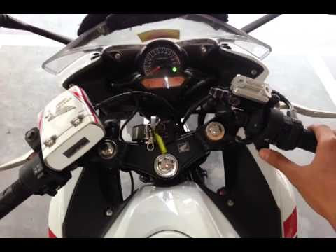 Honda CBR 150R 2012 review
