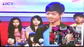 Dahsyat RCTI // AULION (on Television)