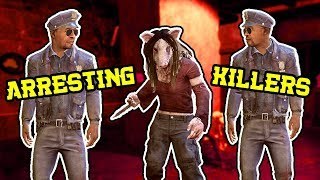 Arresting Killers With Tithi - Dead by Daylight