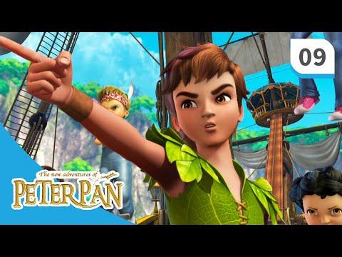 Peter Pan - Season 1 - Episode 9 - A Big Danger - FULL EPISODE
