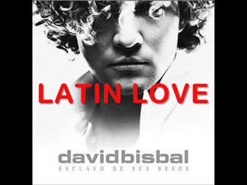 Tekst piosenki David Bisbal - Latin Love po polsku