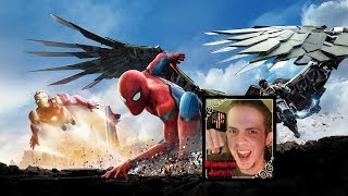 "I give my thoughts on the 2017 superhero movie Spider-Man: Homecoming, Spidey's first solo film within the MCU. It was directed by Jon Watts and stars Tom Holland, Michael Keaton, Robert Downey Jr., Laura Harrier, Zendaya, Marisa Tomei, Jacob Batalon and Jon Favreau. Overall as a huge Spider-Man fan since I was a little kid I really enjoyed this movie. Would I go so far as to call this one the best Spidey film we've ever gotten? No. However there is still plenty to like in it. Tom Holland nails the personality of both sides of the character and I am eager in seeing more of him and seeing his version of the iconic character grow with him. The rest of the cast does an okay job with Keaton's Vulture luckily not completely being just another generic MCU villain. The humor is also pretty on point though I do think it got a bit overdone at times it still usually worked though it got to the point along with the film's overall style where it almost felt like a ""cartoon"" in a way (yes I am agreeing to an extent with a point Chris Stuckmann originally made). The action is fine and fun but none of it really feels intense or too memorable. In the end though this was a very good start to what could become a great new version of Spider-Man and I'm giving it a B+! UPDATED: B!FOLLOW ME ON FACEBOOK: https://www.facebook.com/BloodeeJacobOFFICIALFOLLOW ME ON TWITTER:https://twitter.com/BloodeeJacob"