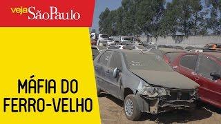 Especial: A Máfia do Ferro-Velho por Veja São Paulo