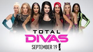Nonton The Total Divas are all in for Season 8 Sept. 19 on E! Film Subtitle Indonesia Streaming Movie Download