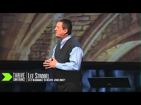 Lee Strobel – The Case for the Resurrection