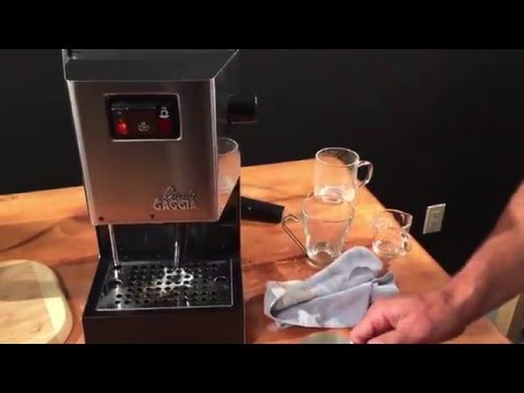 New Gaggia Classic II 2016  Review