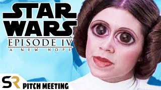 Star Wars: Episode IV - A New Hope Pitch Meeting by Screen Rant