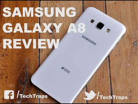 Samsung Galaxy A8 Review [Hindi]