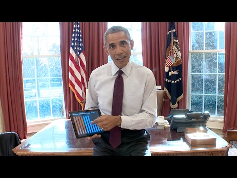 Obama Wants Us To Have Better Internet