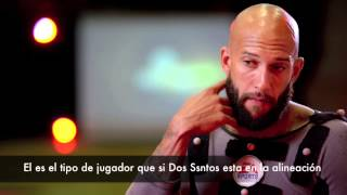 Everton and USMNT Goalkeeper Tim Howard speaks about the new goalkeeping features in FIFA 15 as well as his experience ...