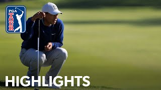 Tiger Woods shoots 3-under 69 | Round 3 | Farmers 2020 by PGA TOUR
