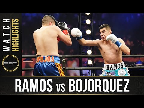 Ramos vs Bojorquez HIGHLIGHTS: February 27, 2021 | PBC on FOX