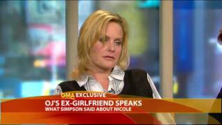 Video O.J. Simpson's Ex Breaks Her Silence MP3, 3GP, MP4, WEBM, AVI, FLV Desember 2018