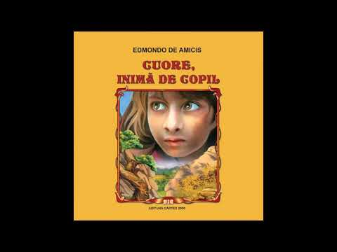 Cuore, Inima de Copil - Edmondo de Amicis - Partea 1