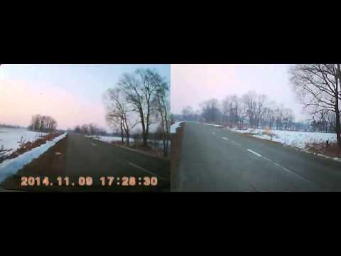 Я свидетель  ДТП, Хабаровск 09.11.2014 (Запись видеорегистратора)