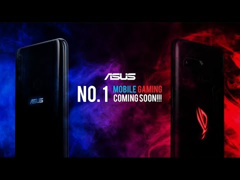 ASUS #NextGenerationGaming - Live Launching Event