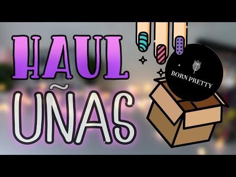 Videos de uñas - RECIBIDOS de UÑAS con BORN PRETTY · NAIL MAIL  CORREO DE UÑAS