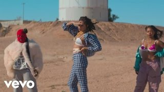AlunaGeorge Ft. Leikeli47 & Dreezy Mean What I Mean pop music videos 2016