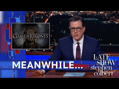 Meanwhile... 'Game Of Thrones' Is Over