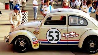 Herbie fully loaded (2005) Trip Murphy NASCAR takedown