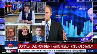 TVPiS: Mamy całą masę dowodów, że w Smoleńsku doszło do zamachu