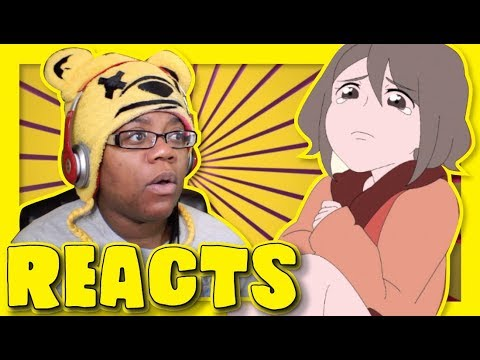 When the Flower Blooms by DIA Artist | Animated Short Reaction (видео)