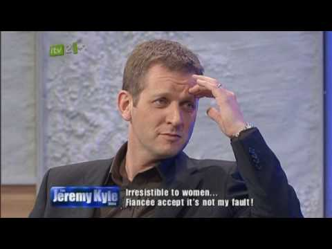 Legend - Murray the ladies man on Jeremy Kyle.