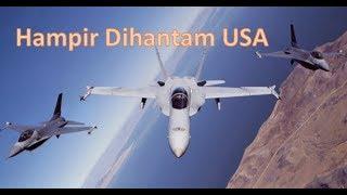 Video Baru Saja !! Di Infokan Katanya Salah Faham 5 Pesawat AU USA Hampir Hanguskan Pesawat TNI MP3, 3GP, MP4, WEBM, AVI, FLV November 2018