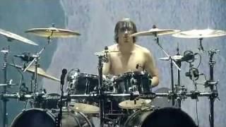 Download Lagu Gojira - Mario Duplantier - Drum solo (Les vieilles charrues 2010) Mp3
