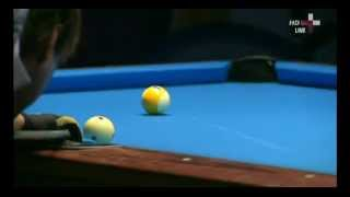WPA World 9-Ball Championship 2012 Semi-Finals 1/2 Darren Appleton Vs. Naoyuki Ohi