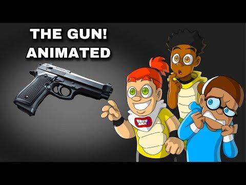 SML Animated: The Gun!