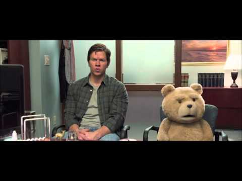 Ted 2 - Sam Gives Ted Test Question - Own it on Blu-ray 12/15