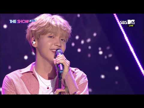 JEONG SEWOON, 20 Something [THE SHOW 180821]