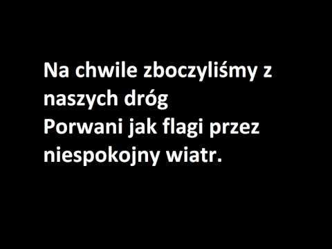 Tekst piosenki Sylwia Grzeszczak - Flagi Serc po polsku