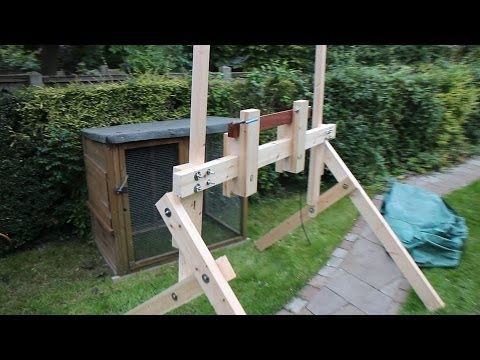 How to Build a Pole Lathe Easily