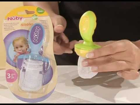 Nuby - Fruchtsauger | Babyartikel.de