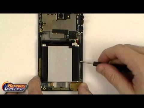 How To Fix HTC Evo 4G LTE Screen