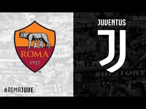 AS ROMA VS JUVENTUS | SERIE A | LIVE | WATCHALONG