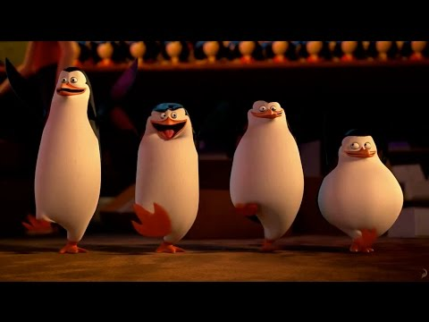 Pinguins van Madagascar 3D